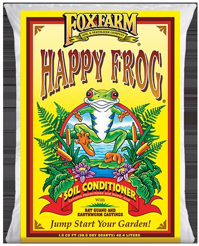Happy Frog Soil Conditioner Foxfarm Soil Fertilizer Company